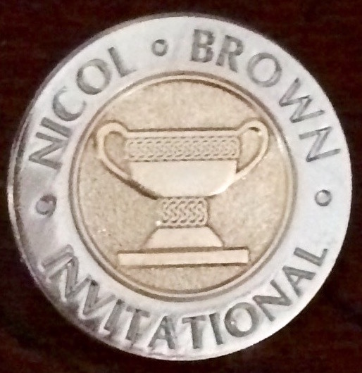 The Nicol-Brown Lapel Pin